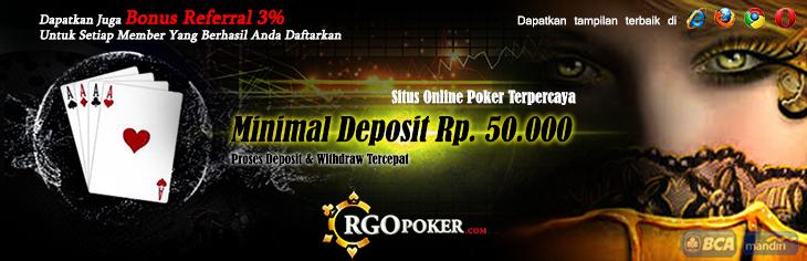 Situs Poker Uang Asli - Rgopoker.com
