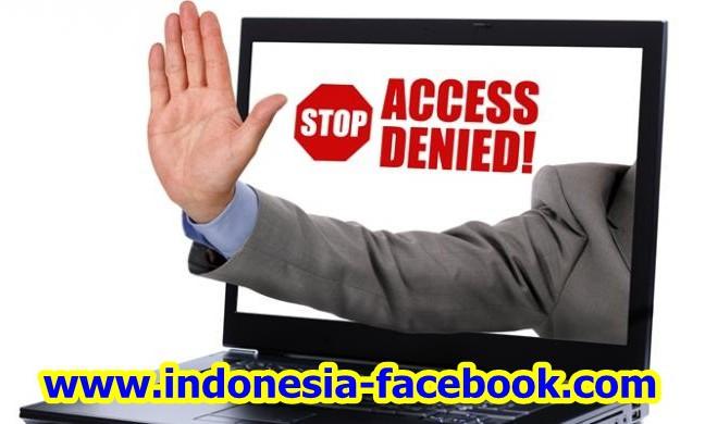 Cara Mengembalikan Facebook Yang Terblokir