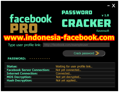 Facebook Cracker