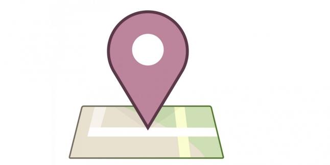 Check in keberadaan tempat