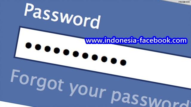 Cara Cepat Untuk Buka Facebook Jika Lupa Password