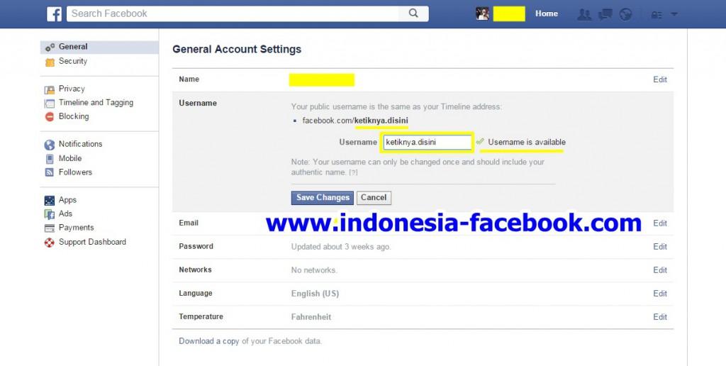 Masuk Facebook Tanpa Email