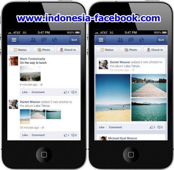 Facebook Jadi Berarti Dengan Download Facebook Seluler