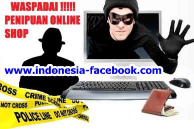 AWAS! Uang Hangus Akibat Penipuan Online Shop Di Facebook