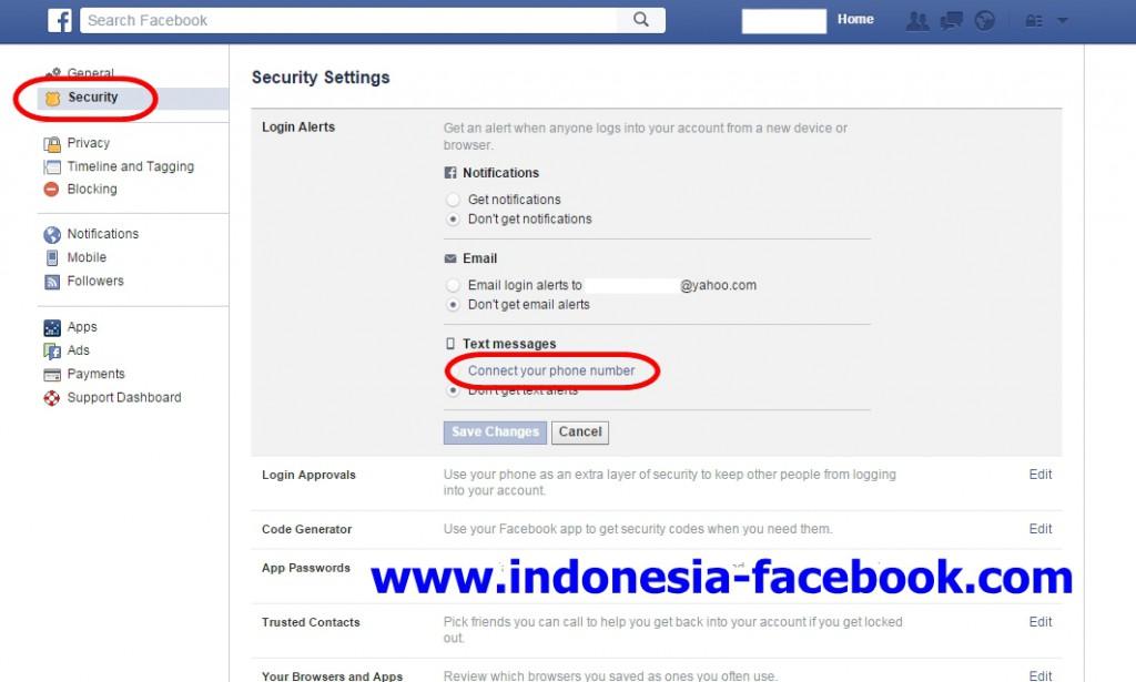 Tips Cara Untuk Mengamankan Akun Facebook