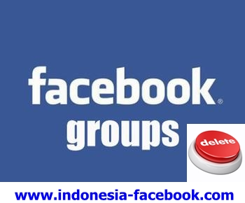 Cara Hapus Group Facebook Mudah Dan Cepat