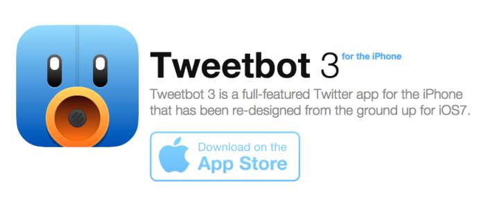 Tweetbot 3 Untuk iOS, Aplikasi Pihak Ketiga Terbaik