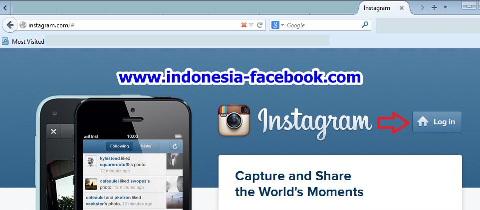 Cara Buat Akun Instagram Lewat PC atau Laptop