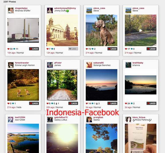 Situs Pihak Ketiga Yang Oke Untuk Akses Instagram Dari PC