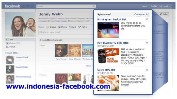 PENGUMUMAN Dari Facebook Mengenai Harga Iklan yang Terlihat