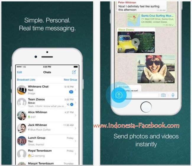 Whatsapp Voice Call