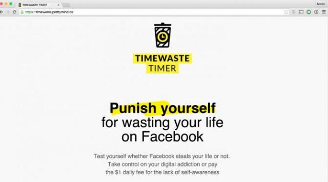 Pembatas Waktu Ketika Anda Bermain Facebook
