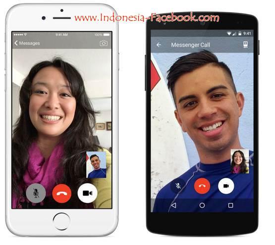 Cara Melakukan Video Call Pada Facebook Messenger