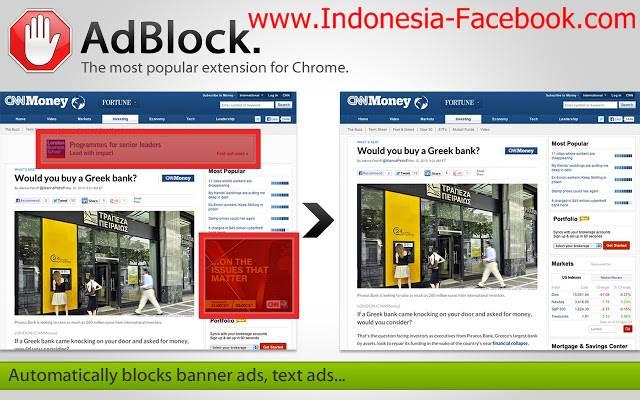 Singkirikan Iklan - Iklan Mengganggu Di Halaman Facebook
