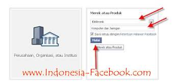 Cara Mudah Untuk Membuat Fanspage Di Facebook