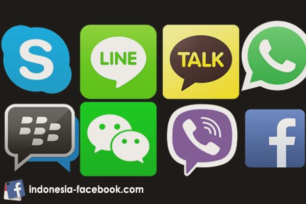 Aplikasi Chat Messenger Favorit Untuk PC dan Laptop