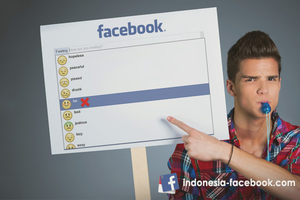 Jenis Emoticon Pada Facebook