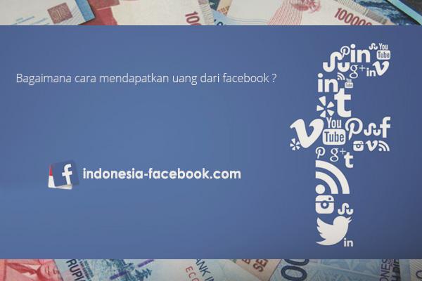 Manfaatkan Internet Dengan Cari Uang Lewat Facebook