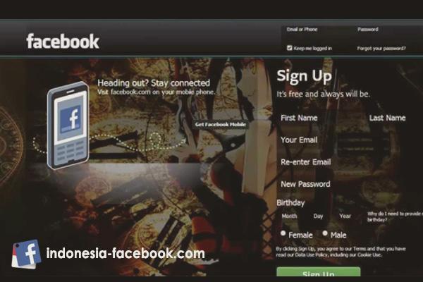 Mudahnya Mengubah Background Facebook