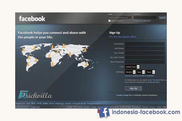 Cara Mengubah Tema Facebook