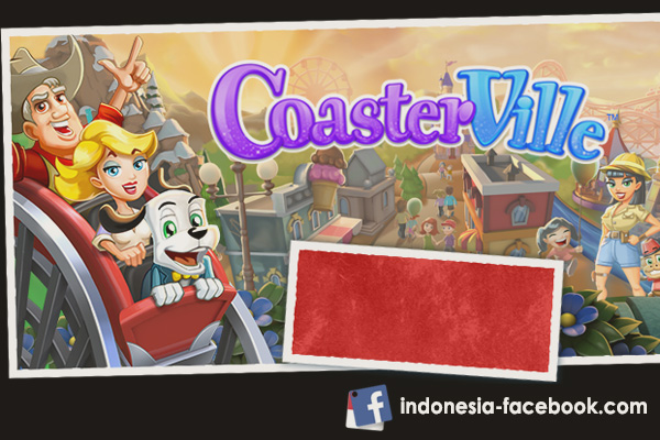 Game Facebook Terbaik CoasterVille