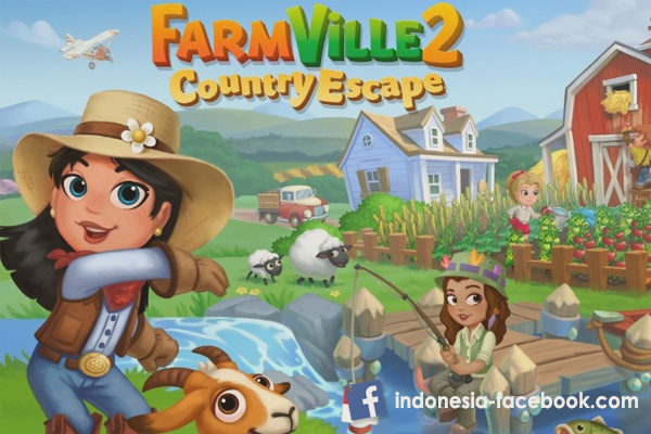 Game Facebook Terbaik Farm Ville2