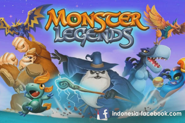Game Facebook Terbaik Monster Legends