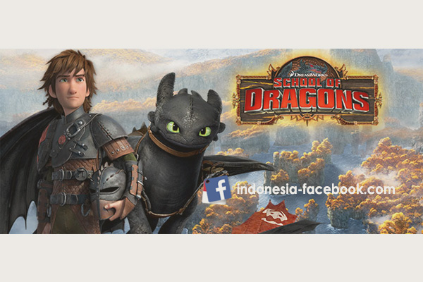 Game Facebook Terbaik School Of Dragon