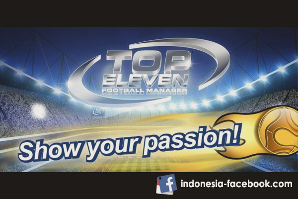 Game Facebook Terbaik Top Eleven