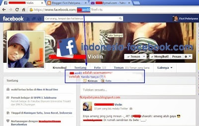 Tips Cara Hack Facebook Tanpa Menggunakan Software 1