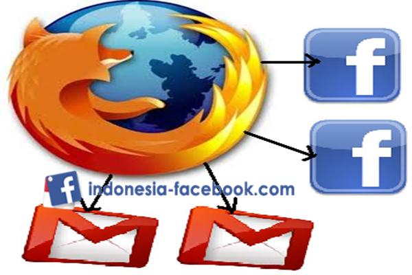 Cara Membuka 2 Akun Facebook Secara Bersamaan Di Mozilla