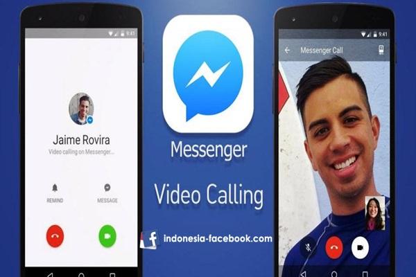 Facebook Messenger Rilis Fitur Video Calling