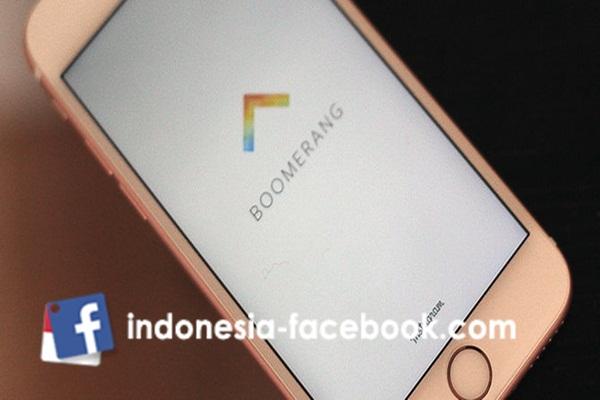 Aplikasi GIF Terbaru Milik Instagram, Boomerang