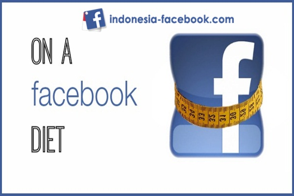 Waktunya Berdiet Facebook, Hindari Kecanduan Pada Somsed