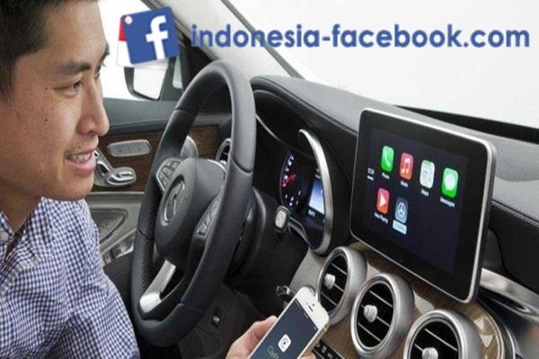 Facebook Jadi Dominan Aplikasi Yang Di Akses Saat Di Mobil