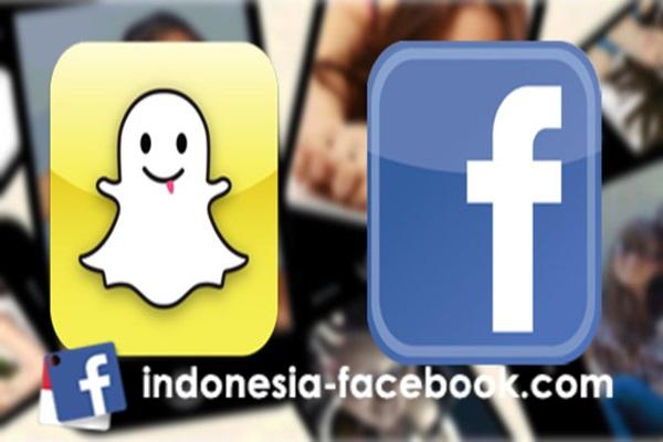 Facebook Uji Coba Pesan Bom Waktu Tiru Snapchat