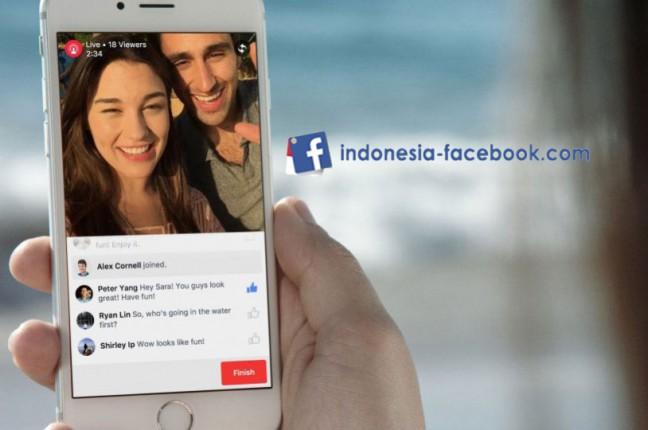 Fitur Live Video Sharing Kini Hadir Di Facebook