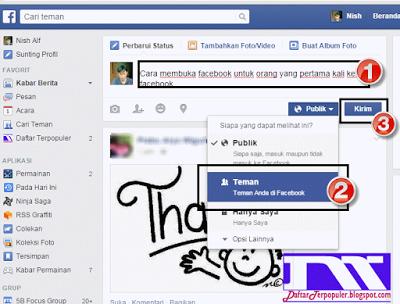 Bermain Facebook Bagi Pemula 1