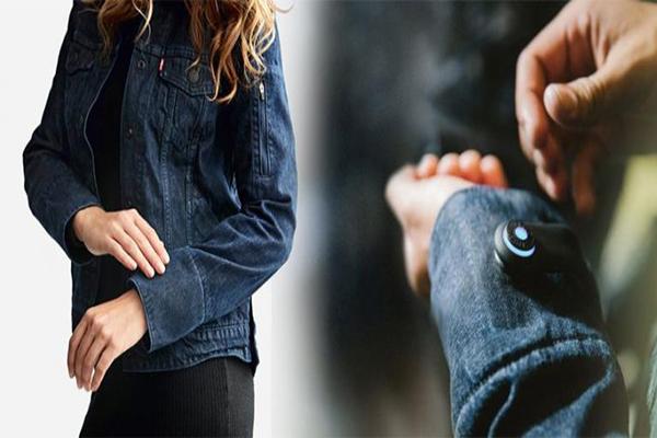Kerjasama google dan levi's membuat jaket pintar, Seperti apa ya?