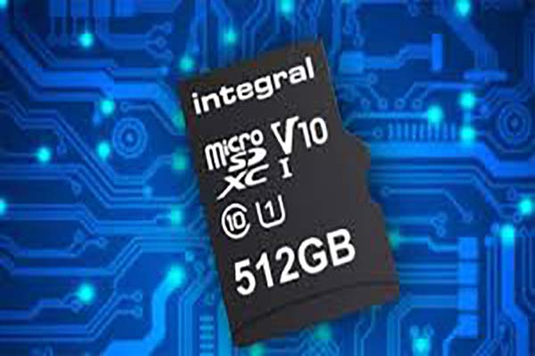 MicroSD Kapasitas RAKSASA 512 GB Datang Tak Lama Lagi!