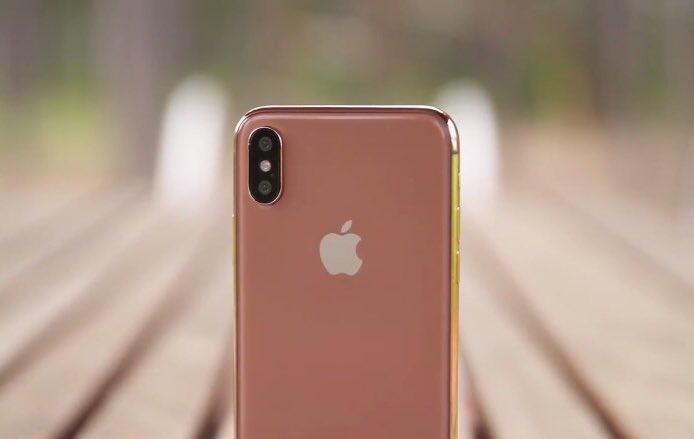 Apple Rilis iPhone X dengan Warna Baru, Siapkan diri kalian!!