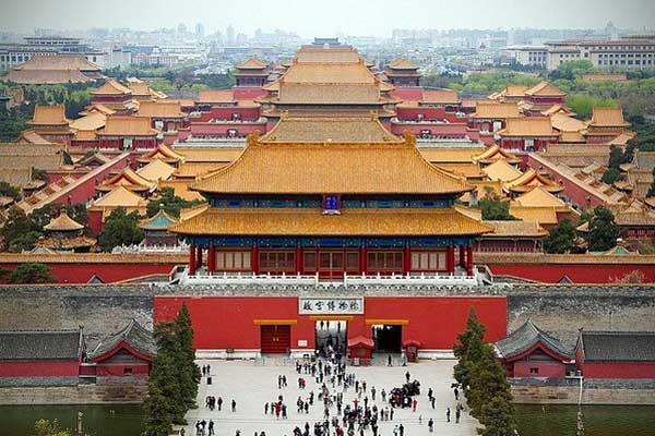 Kota Terlarang Mulai Batasi Jumlah Wisatawan