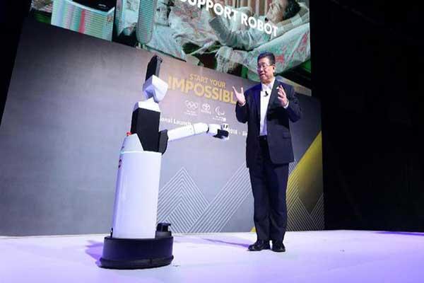 Atlet Inspirasi Toyota Ciptakan Mobilitas Canggih Masa Depan