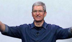 Apple Sumbang 1 Juta USD Untuk Korban Gempa Donggala Palu