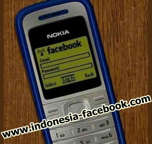 GRATIS Download Aplikasi Nokia Facebook