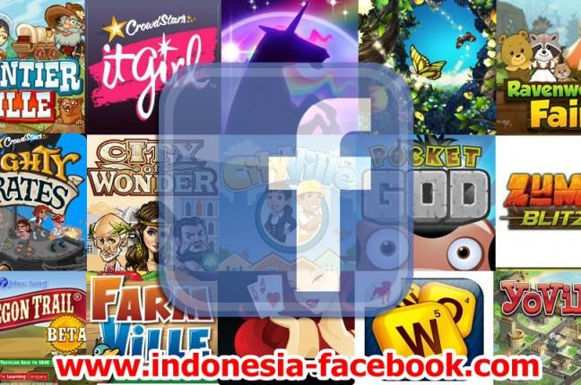 TOP!!! 5 Game Facebook Terpopuler Di Tahun 2014