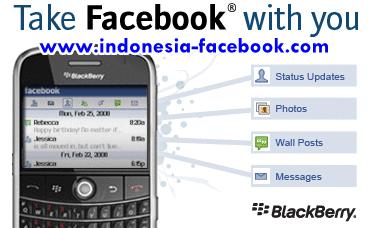 Cara Facebook Sign Up Lewat Blackberry