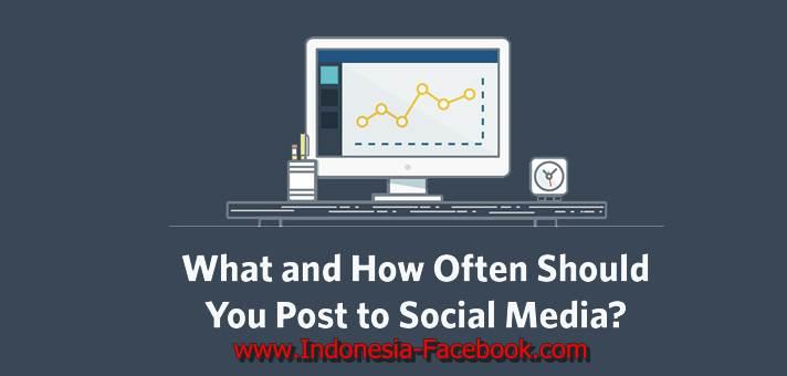 Hal - Hal Yang Perlu Anda Perhatikan Sebelum Posting