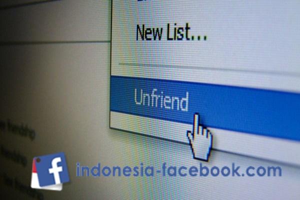 Cara Pertemanan Tidak Di Hapus Oleh Sahabat Di Facebook
