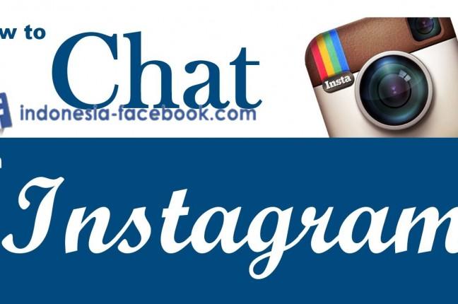 Cara Membuat Grup Chat Pada Instagram